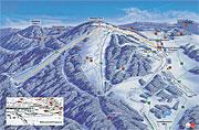 Skigebiete des Bayerischen Waldes